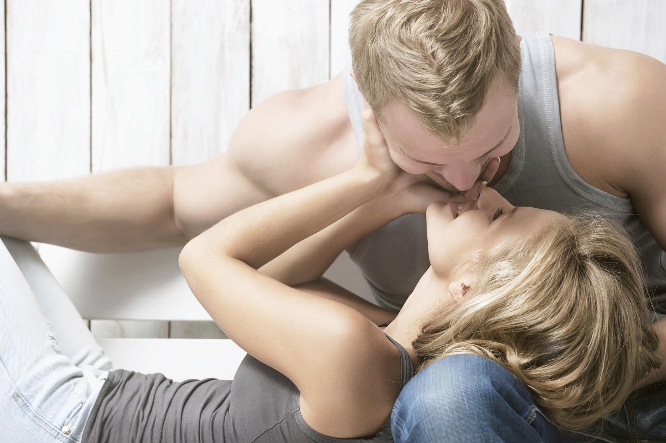 flirt vaginal massasje