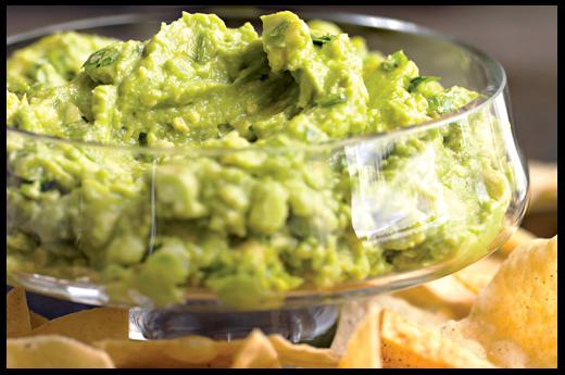Super Bowl Snack: Easy Guacamole | Maria's Farm Country Kitchen