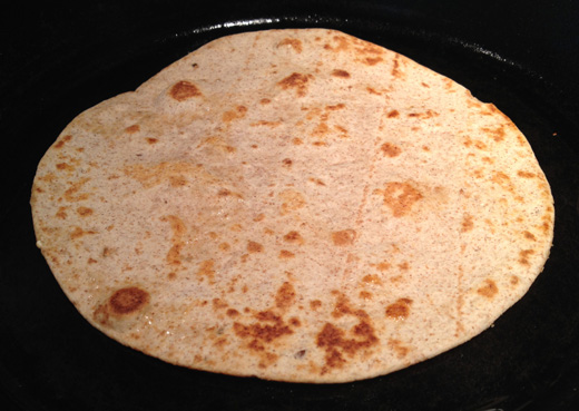 Whole Grain Tortilla