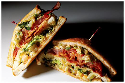 Ode to the Club Sandwich