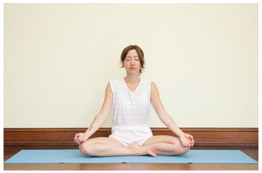 Yoga for Promoting Patience