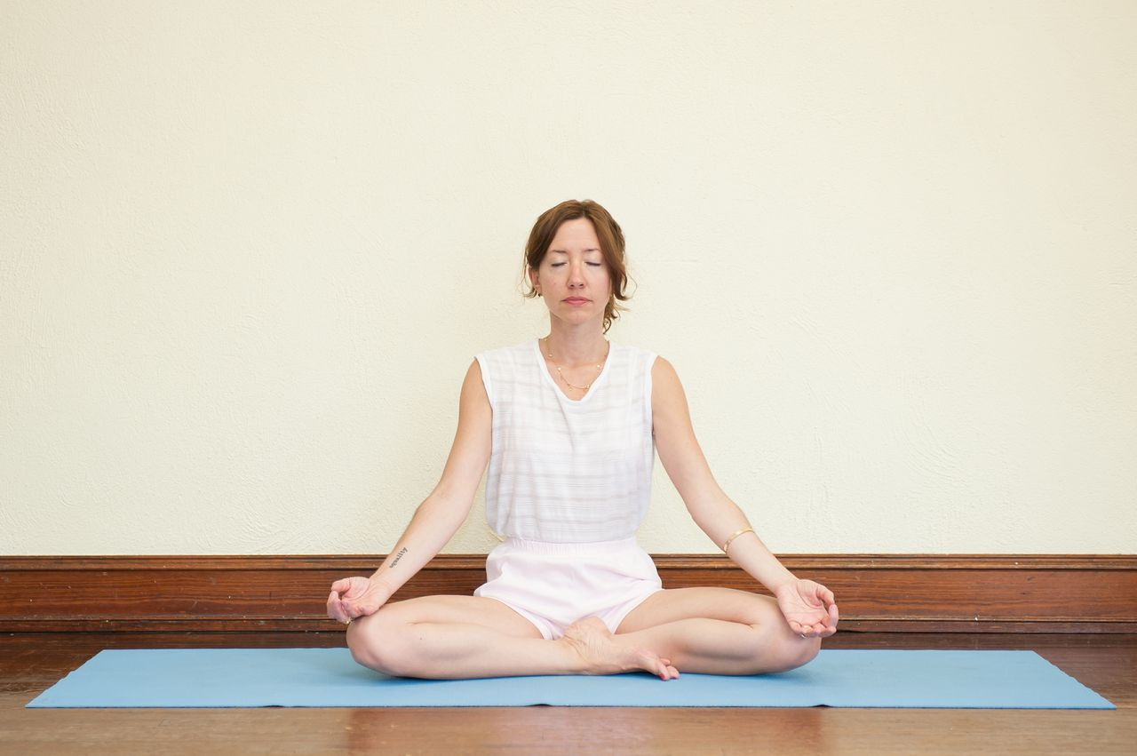 Yoga for Promoting Patience | Maria's Farm Country Kitchen