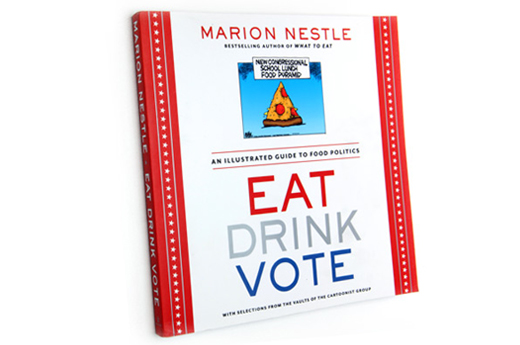 Marion Nestle's Green Bean Moment