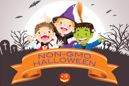 Non-GMO Choices Make Halloween Less Frightful
