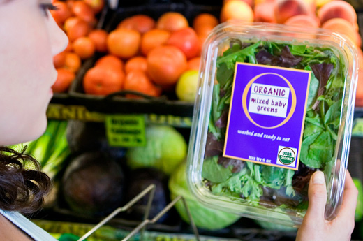 Want to Avoid GMOs? Look for This Label