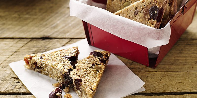 Go-To Seed Bars