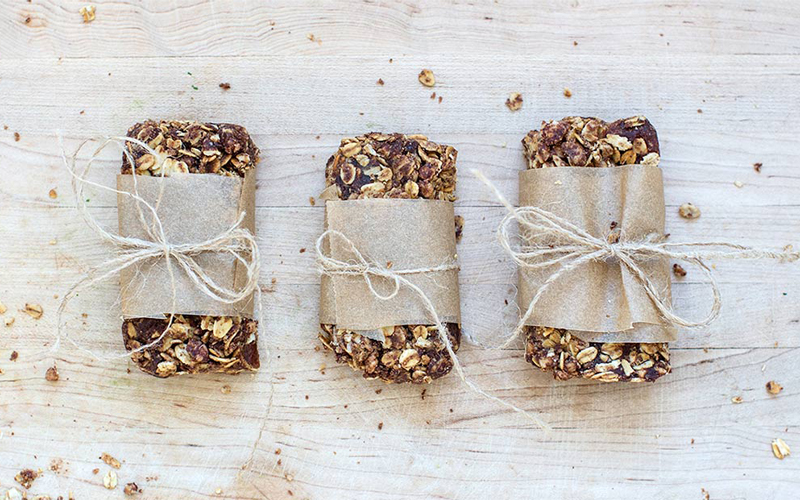 Eat Clean Granola Bars
