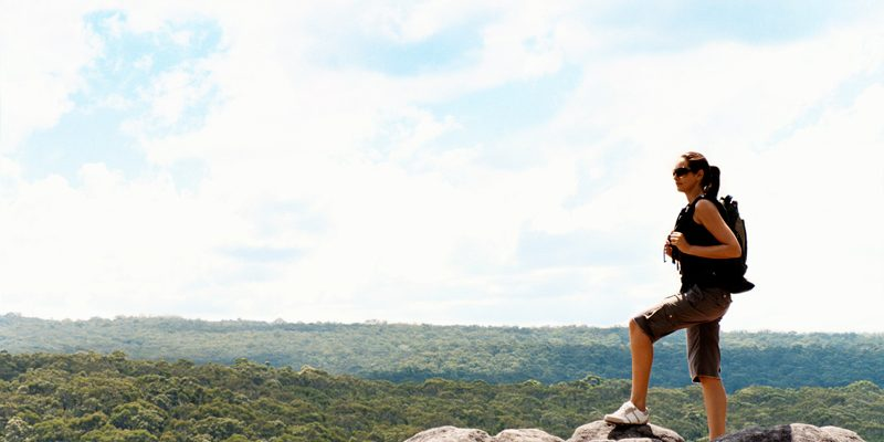 4 Adventurous Ways to Tap Into Nature to Lose Weight