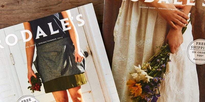 Maria's Five Favorites: The Rodale's Spring Catalog and Beyond!