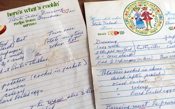 Original Grandmother's Recipe