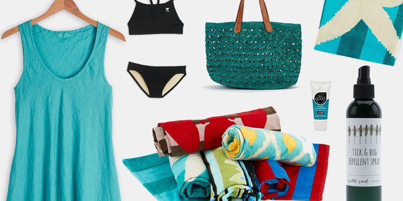 Beach Essentials That Won't Harm the Environment
