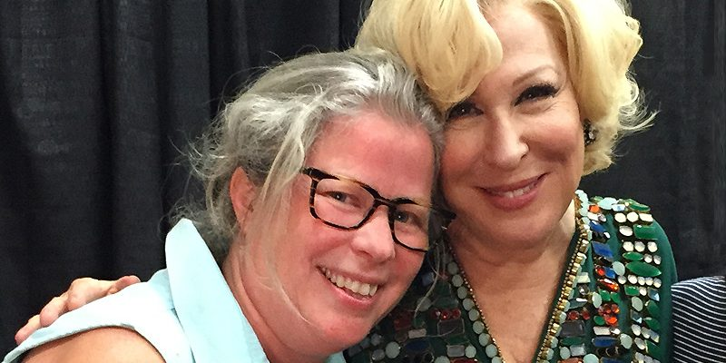 My Bette Midler Story