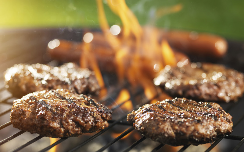 Organic Grilling Guide
