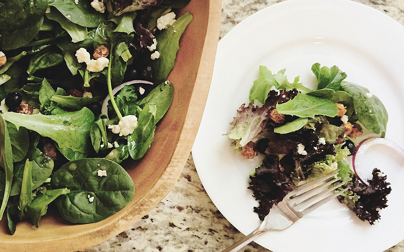 Beauty Boost TigerNut Salad Recipe