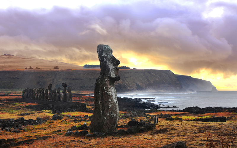 Easter Island - On History, Sustainability, Community