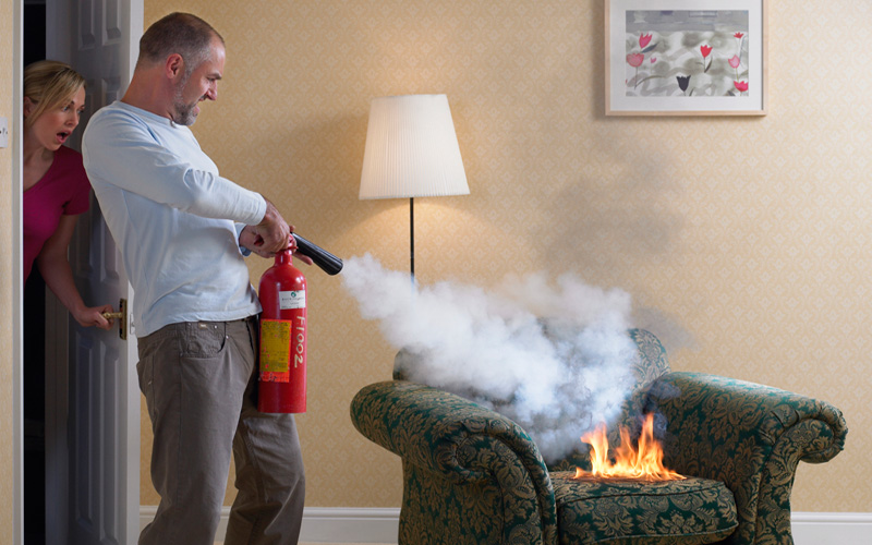 "Fire Safety Week- ""Dumb Stuff"" Typically Smart People Actually Do"