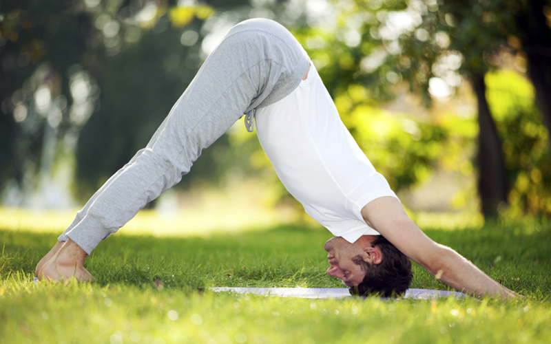 Yoga For Men Part I Forward Bends