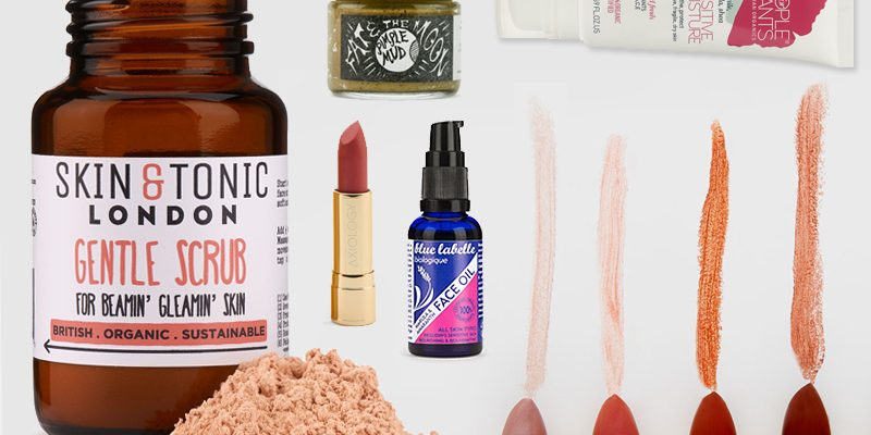 Maria's Five Favorites: Back-to-School Natural Beauty
