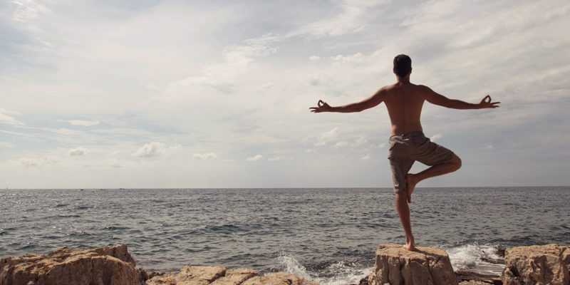 Yoga for Men, Part II: Closed Twists