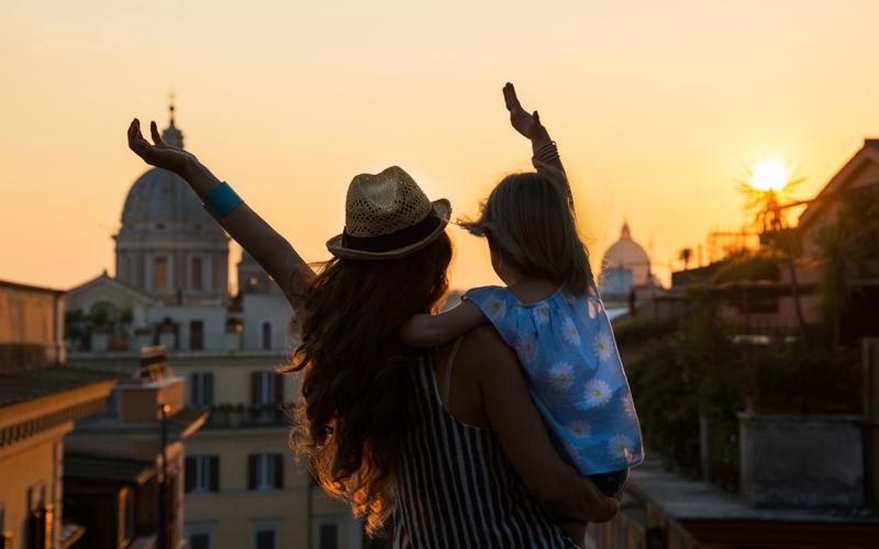 Rome for Preschoolers