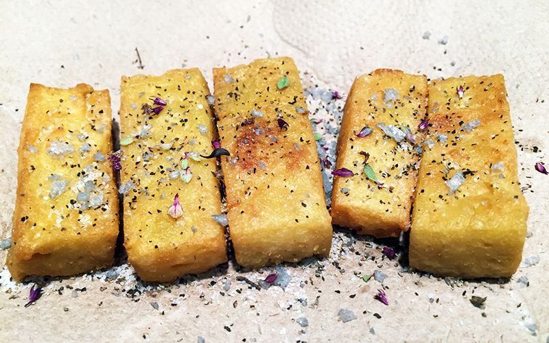 Easy Panisse Recipe