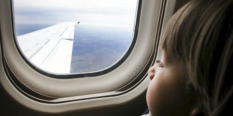 Playing on Planes: In-Flight Entertainment Tips for Flying with Kids