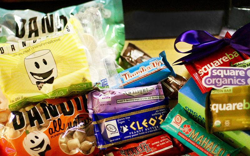Vegan and Non GMO Halloween Candy