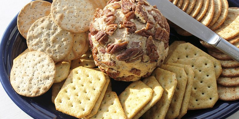 Why Every New Year's Eve Party Deserves a Cheese Ball