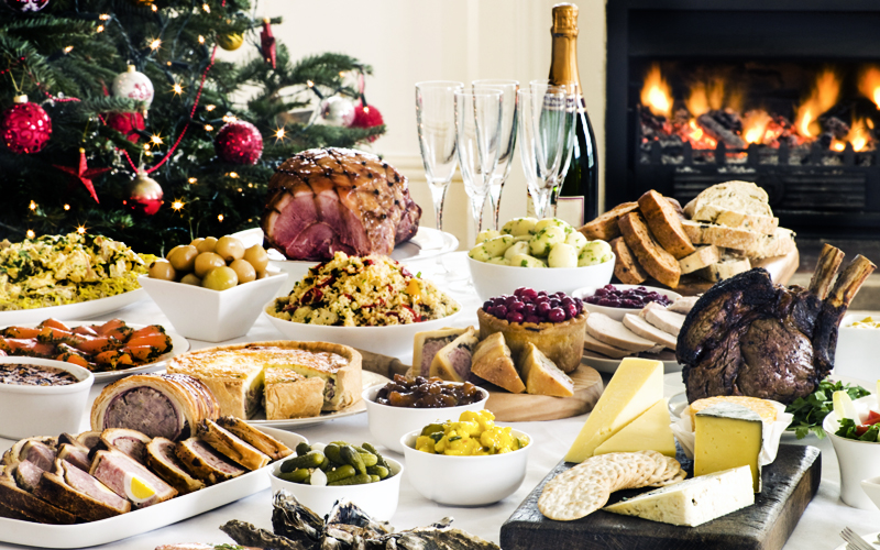 What Nutritionists Eat at Holiday Parties