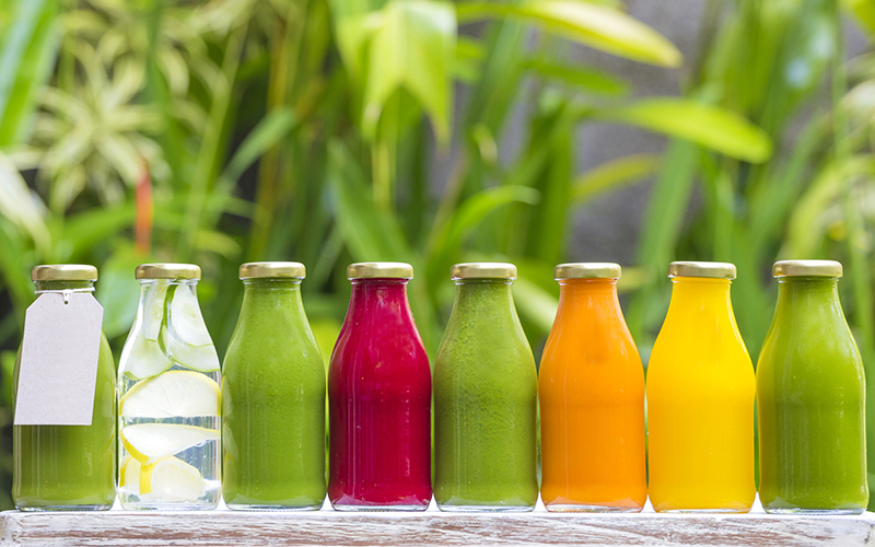5 Good Reasons to Skip the Juice Cleanse