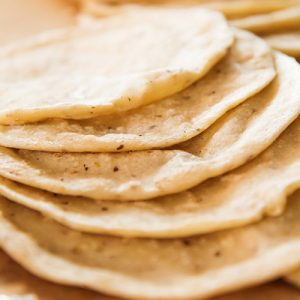 How to Make Corn Tortillas from Scratch in 5 Minutes