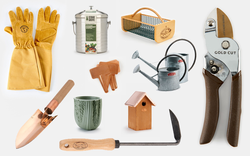 Earth Friendly Garden Tools