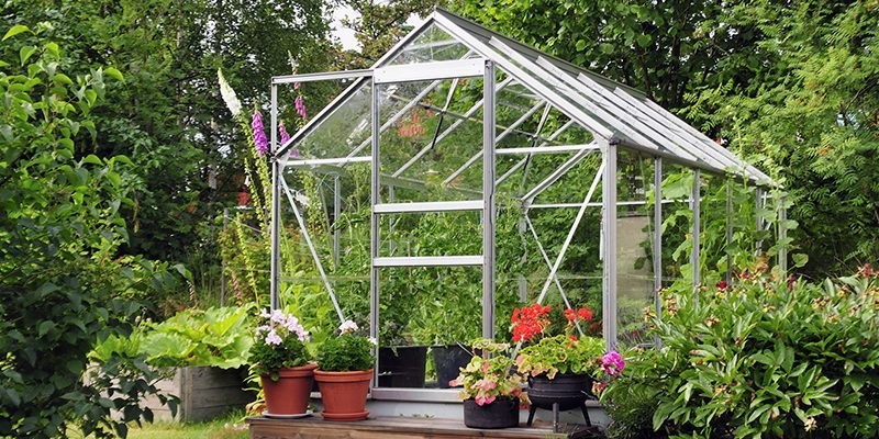 How to Keep a Greenhouse Going