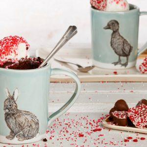 Mug Brownie Dessert