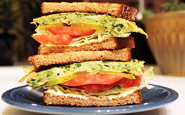St Paul Sandwich Recipe