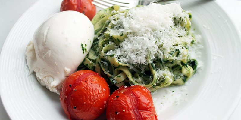 This Easy Homemade Pesto Tastes Way Better Than Anything Out of a Jar