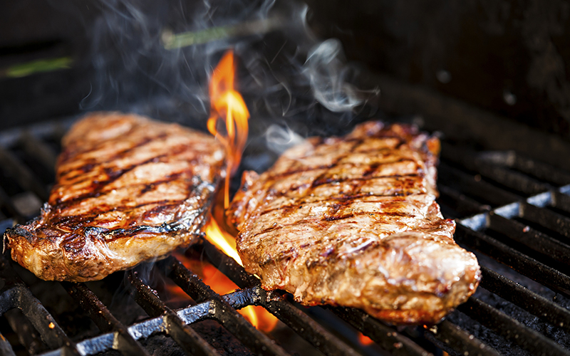 Grilling Safety Tips