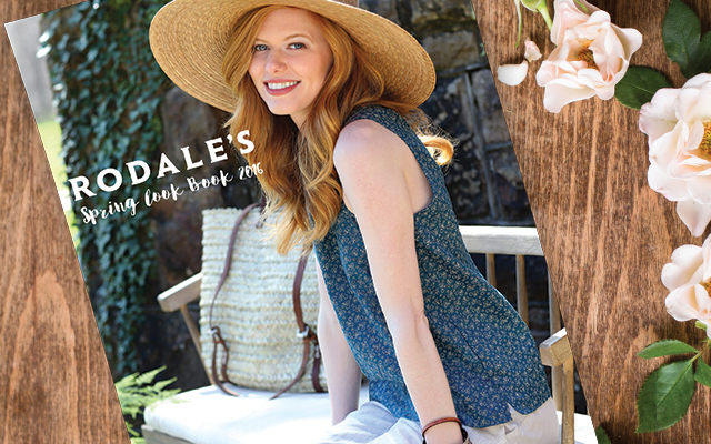 Rodales Spring Look Book