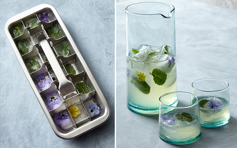 Fun Ways to Use an Ice Cube Tray