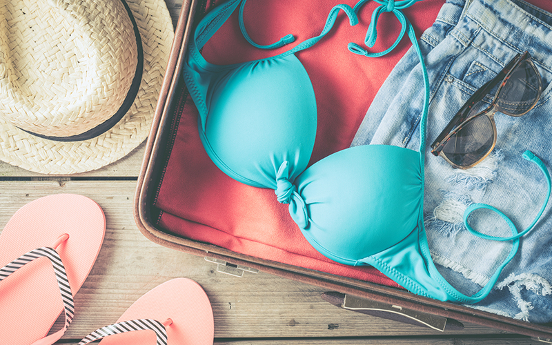 Weekend Getaway Packing
