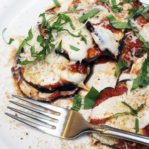 The Easy Way to Make the Best Eggplant Parmigiana
