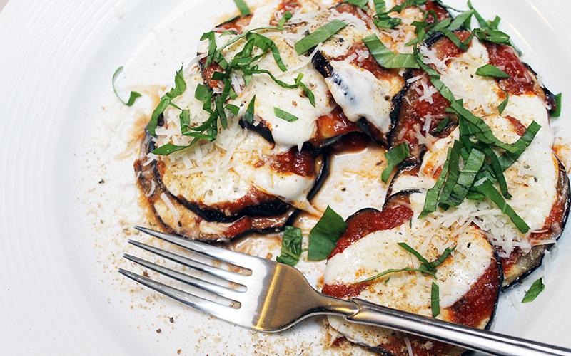 Eggplant Parm Recipe