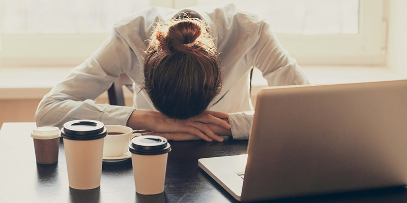 4 Signs You're Sleep Deprived—Plus 5 Ways to Fix It